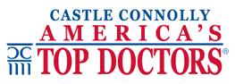 castle connolly americas top doctors logo
